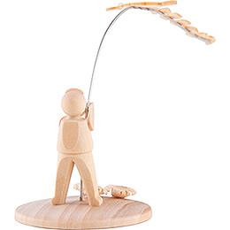 Junge mit Drachen - 4,8 cm