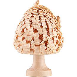Laubbaum mit Vogelnest - 7,3 cm