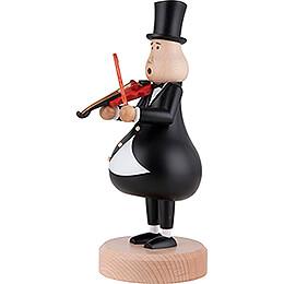 Smoker - Violinist Karl-Friedrich - 25 cm / 9.8 inch