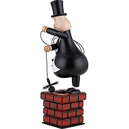 Smoker - Chimney Sweep Georg - 29 cm / 11.4 inch