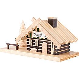 Smoking Hut - Mountain Lodge - 8 cm / 3.1 inch