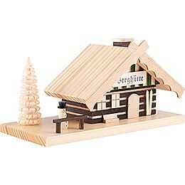 Rauchhaus Berghütte - 8 cm