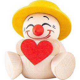 COOL MAN Heart - 5 pcs. - 6 cm / 2.4 inch