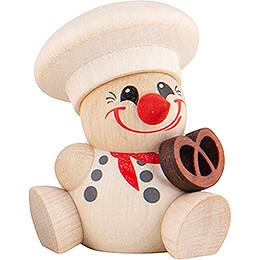 COOL MAN Bäcker mit Brezel - 5-tlg. - 6 cm