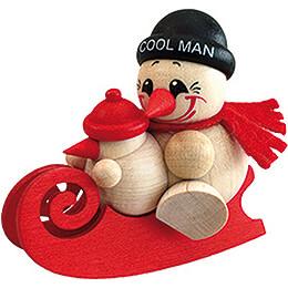 COOL MAN Rodelpartie - 5-tlg. - 6 cm