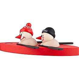 Fritz & Freddy im Boot - 4 cm