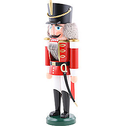 Nutcracker - Hussar Red - 37 cm / 15 inch