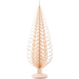 Seiffen Wood Chip Tree - 50 cm / 19.7 inch