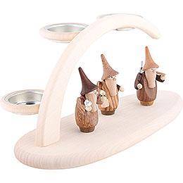Modern Light Arch - Gnomes - 25x13x10 cm / 9.8x5.1x3.9 inch