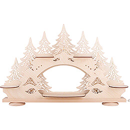 Collector Candle Arch - without Figurines - 68x43 cm / 26.8x16.9 inch