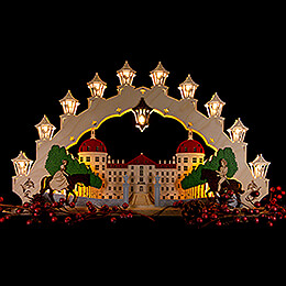 Candle Arch