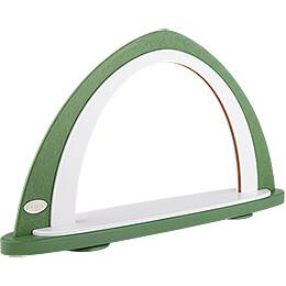 Leerbogen grün/weiß - 52x29,7 cm