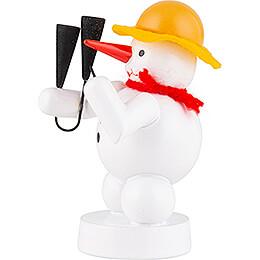 Schneemann mit Agogo - 8 cm