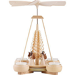 1-Tier Pyramid - Angels - 24 cm / 9.4 inch