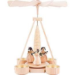 1-Tier Pyramid - Angels - 25 cm / 9.8 inch
