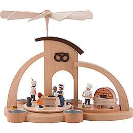 1-Tier Pyramid - Bakery (27 cm / 10.62inch)