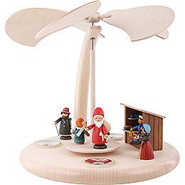 1-Tier Pyramid - Christmas Fair - 25 cm / 10 inch