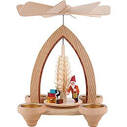 1-Tier Pyramid - Gnome - Colored - 26 cm / 10.2 inch