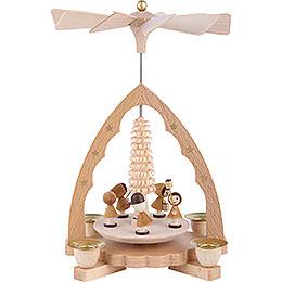 1-Tier Pyramid - Lantern-Children - 19 cm / 7 inch