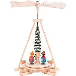 1-Tier Pyramid - Lantern Children - 23 cm / 9 inch
