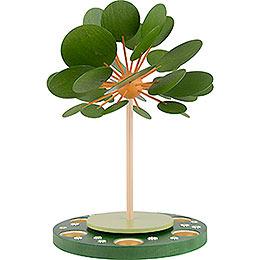 1-Tier Pyramid - Seasons Tree - 42 cm / 16.5 inch