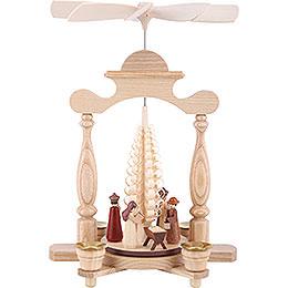 1-stöckige Pyramide Christi Geburt - 32 cm