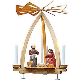 1-stöckige Außenpyramide Christi Geburt - 300 cm
