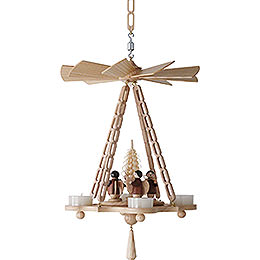 1-stöckige Hängepyramide Engel - 30 cm