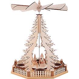 1-stöckige Pyramide Ruprecht - 30 cm