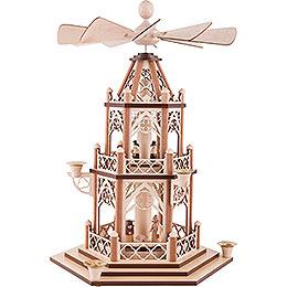 2-Tier Gothic Pyramid - 45 cm / 17.7 inch