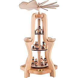 3-Tier Pyramid - Lantern Children - 50 cm / 19.7 inch