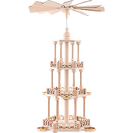 3-Tier Pyramid - Self Construction Set - 50 cm / 20 inch