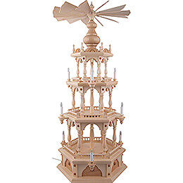 3-Tier Pyramid - without Figurines - 110 cm / 43.3 inch