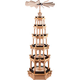 5-Tier Pyramid - without Figurines - 100 cm / 39.4 inch