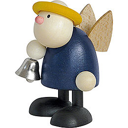Angel Hans with Bell - 7 cm / 2.8 inch