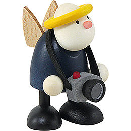 Angel Hans with Camera - 7 cm / 2.8 inch