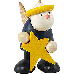 Angel Hans with Star - 7 cm / 2.8 inch