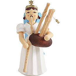 Angel Long Pleaded Skirt with Bagpipe - Colored - 6,6 cm / 2.6 inch