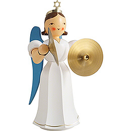 Angel Long Pleaded Skirt with Cymbal - Colored - 20 cm / 7.9 inch