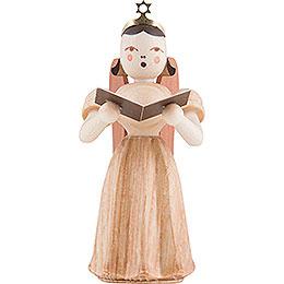 Angel Long Pleated Skirt Singer, Natural - 6,6 cm / 2.6 inch