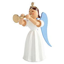 Angel Long Pleated Skirt Trombone, Colored - 6,6 cm / 2.6 inch