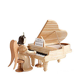 Angel Long Skirt at the Piano, Natural - 6,6 cm / 2.6 inch