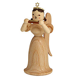Angel Long Skirt with Mouth Organ, Natural - 6,6 cm / 2.6 inch