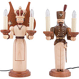 Angel & Miner Electr. 230 V - 27 cm / 11 inch