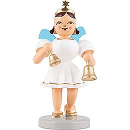 Angel Short Skirt Colored, Bells - 6,6 cm / 2.6 inch