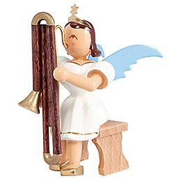 Angel Short Skirt Colored, Contrabassoon - 6,6 cm / 2.6 inch