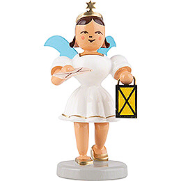Angel Short Skirt Colored, Guardian Angel - 6,6 cm / 2.6 inch