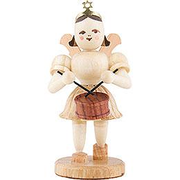Angel Short Skirt Drum, Natural - 6,6 cm / 2.6 inch