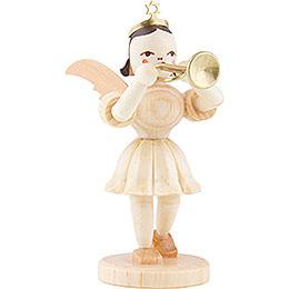 Angel Short Skirt Natural, Trumpet - 6,6 cm / 2.6 inch
