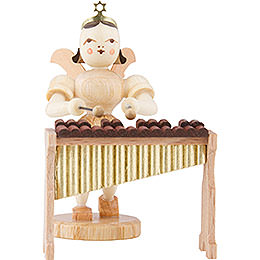 Angel Short Skirt Natural, with Xylophone - 6,6 cm / 2.6 inch
